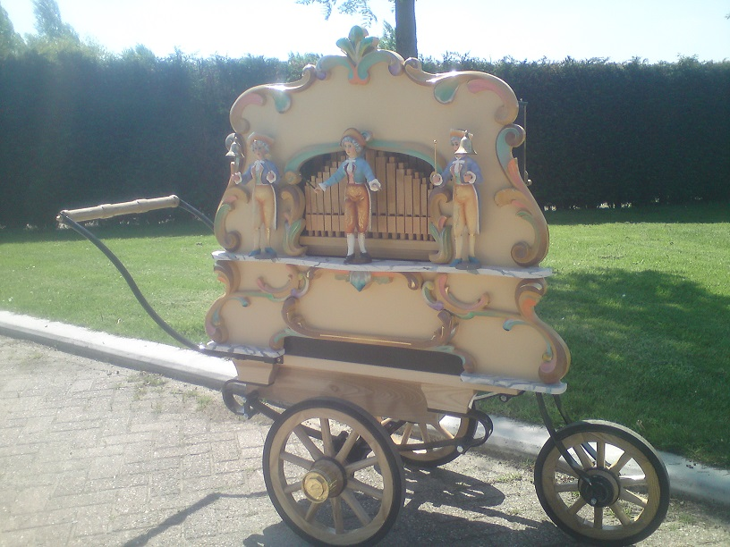 Kleine orgels