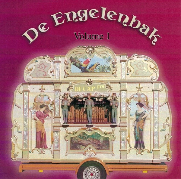 "CD Draaiorgel ""de Engelenbak"" vol. 1"